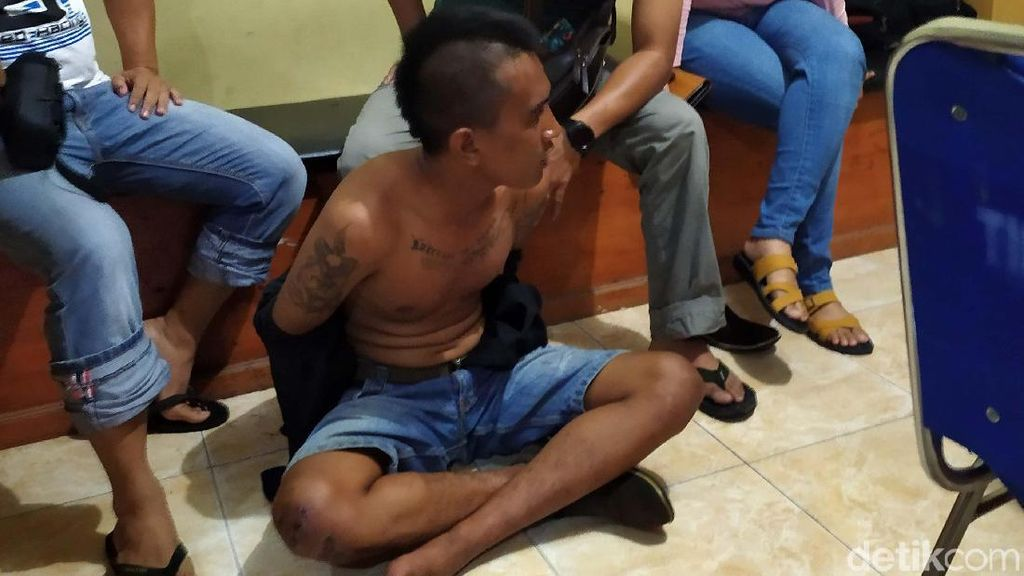 Pengakuan Horor Tegar yang Gorok Sopir Angkot di Garut