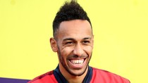 Arteta: Aubameyang ke Barcelona? Dia Bahagia di Arsenal Kok