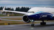 Potret Pesawat Terpanjang Sedunia dari Boeing