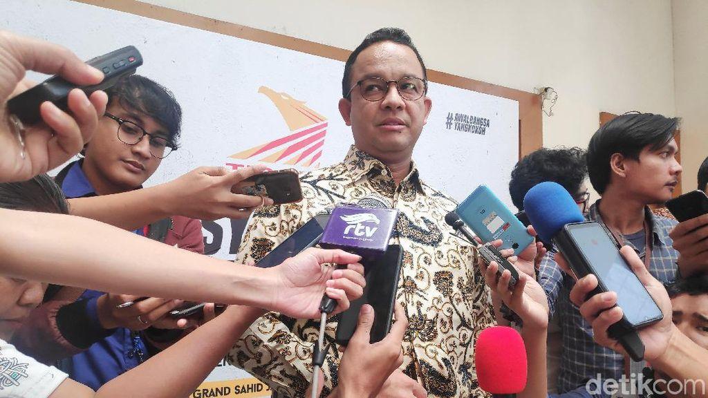 Sandiaga Dapat Kode 2024 dari Jokowi-BG, Ini Respons Anies Baswedan
