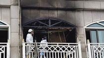 Ledakan di Korsel, 4 Orang Tewas dan 5 Luka-luka