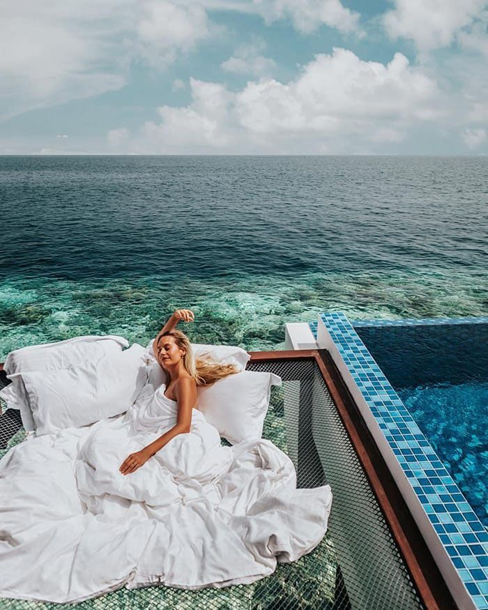 Hotel dengan konsep menakjubkan ini terletak di Grand Park Kodhipparu di Maladewa. Istimewa/Boredpanda.