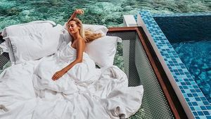 Nginap di Hotel Ini, Anda Benar-benar Tidur di Atas Laut