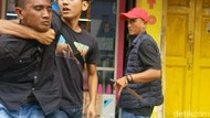Video Penangkapan Penggorok Sopir Angkot di Garut