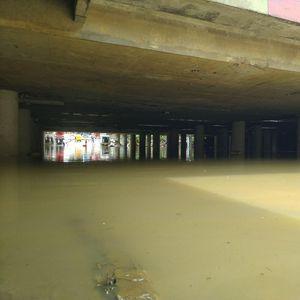 PUPR-Pemprov DKI Keroyokan Bereskan Banjir Underpass Kemayoran