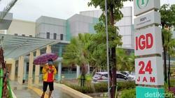 RSPI Sulianti Saroso di Jakarta Utara sempat merawat suspek infeksi virus corona. Meski akhirnya dipastikan negatif, pasien sempat masuk ruang isolasi.