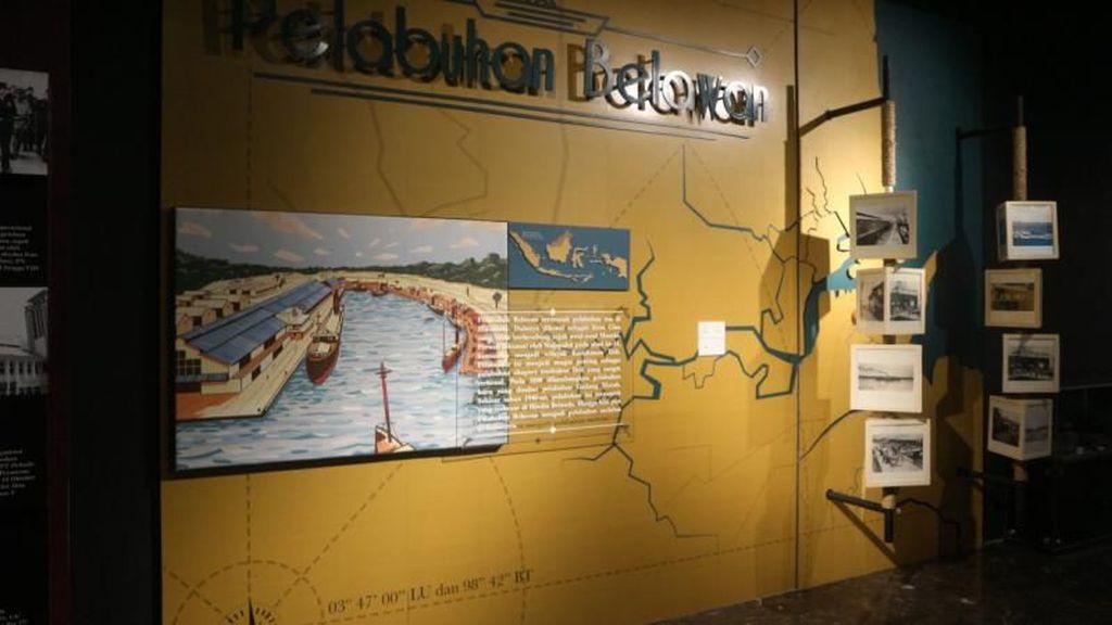 Mengulik Sejarah Pelabuhan Indonesia di Museum Maritim