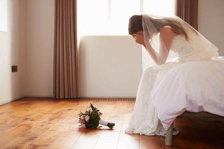 Tragedi Pernikahan Sekejap