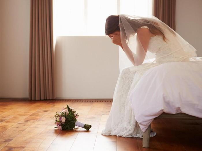 Curhatan para calon pengantin yang menikah saat ada corona. Foto: Dok. iStock