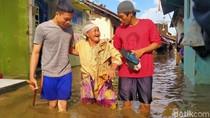 Banjir Landa Pekalongan, 1.500 Warga Dievakuasi ke Pengungsian