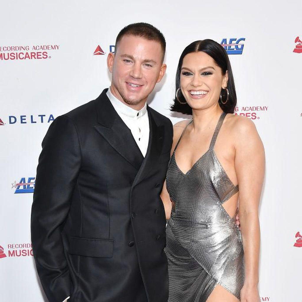 Channing Tatum dan Jessie J Putus Lagi Setelah 2 Bulan Rujuk