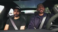 Ramahnya Will Smith saat Jadi Driver Taksi Online