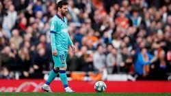 Messi Tak Pernah Semubazir Ini Membuang Peluang