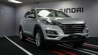 Hyundai Tucson Tampil Makin Segar
