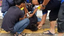 Gorok Sopir Angkot, Tegar Dibekuk Polisi