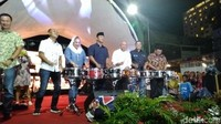 Serunya Jajan di Pusat Kuliner Baru di Jalan Depok Semarang