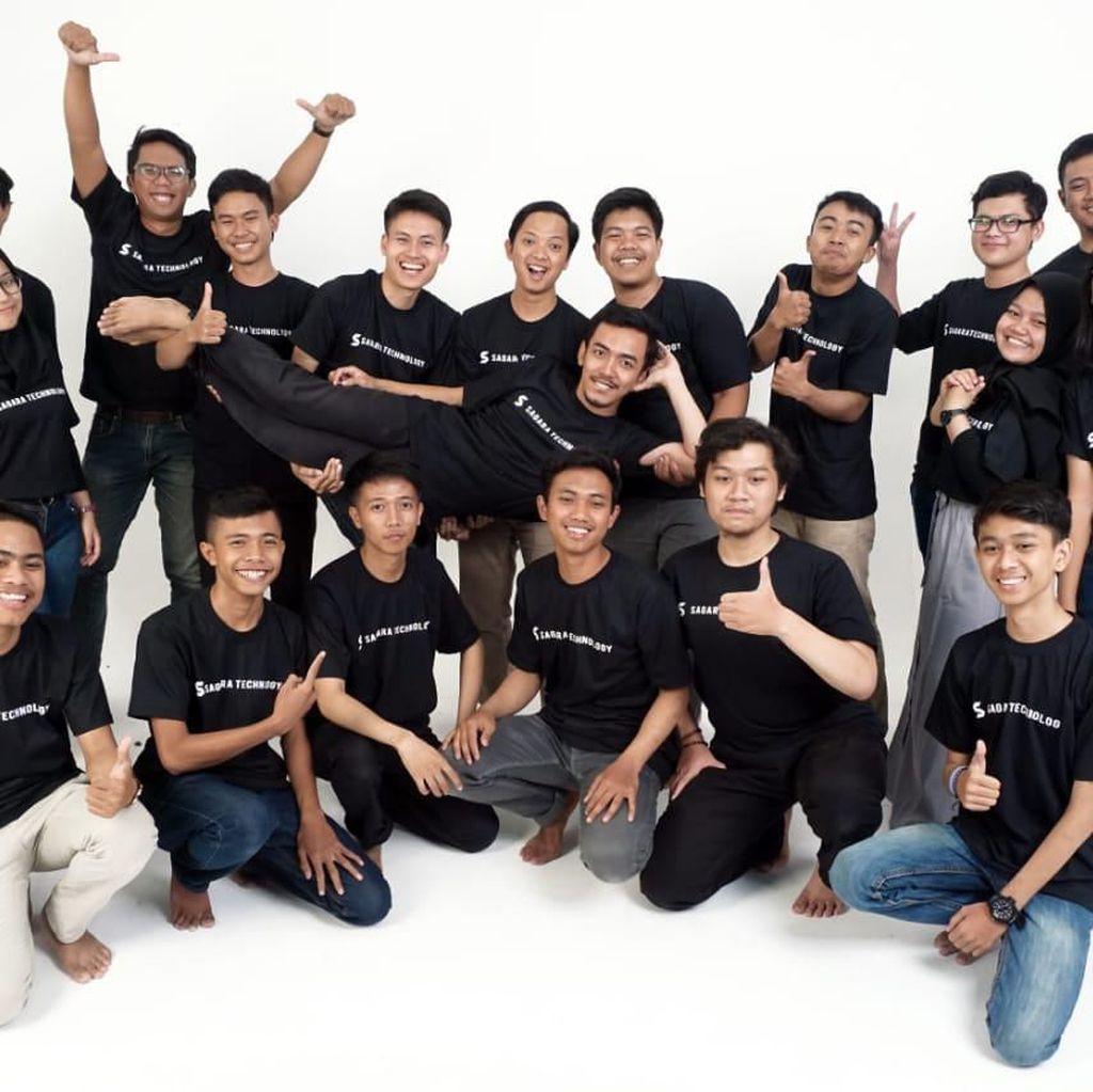 Sagara Technology: Talenta Daerah Bisa Punya Prestasi Internasional
