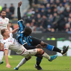 Hasil Liga Italia: Ditahan Cagliari, Inter Milan Gagal Menang Lagi