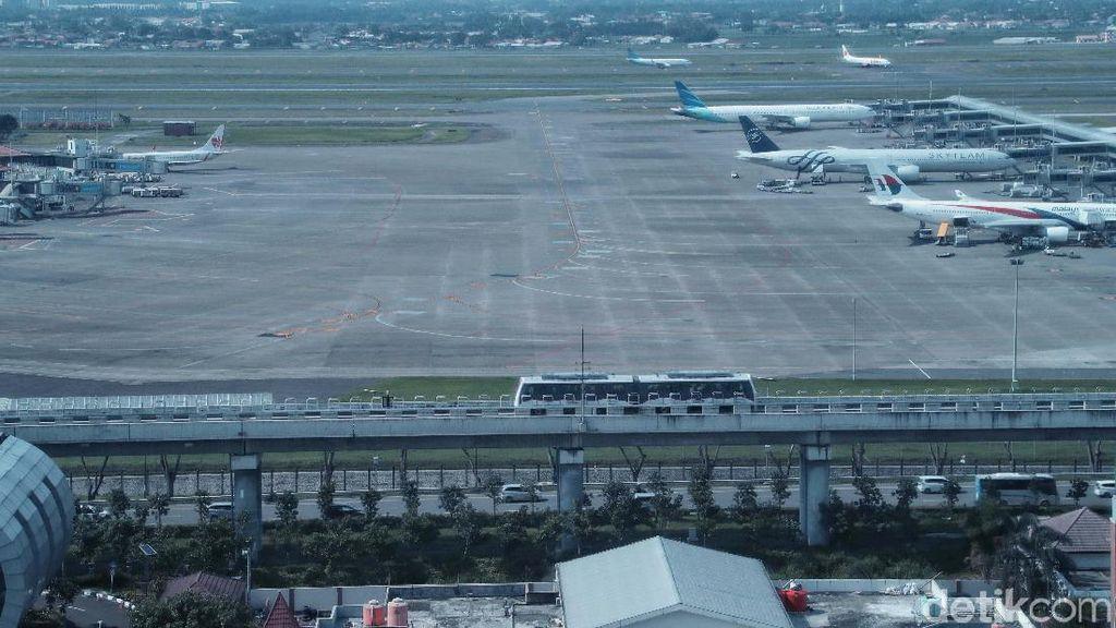 Jokowi Minta 30 Bandara Internasional di RI Dikaji Lagi, Kenapa?