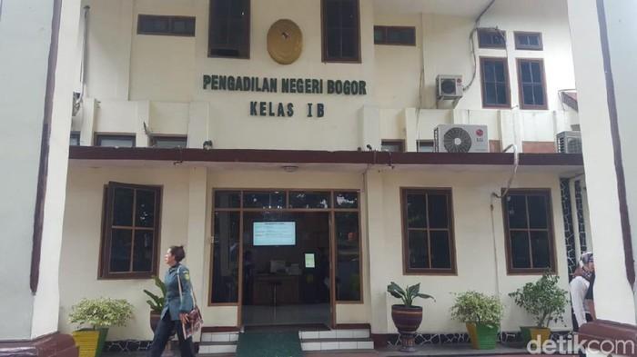Gedung Pengadilan Negeri Bogor.