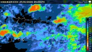BMKG: Ada Potensi Hujan Lebat-Petir di Jateng hingga Pukul 14.00 WIB