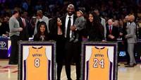 LA Lakers Buka Suara Soal Kematian Kobe Bryant