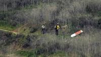 Kecelakaan Helikopter Tewaskan Kobe Bryant, Korbannya Total 9 Orang