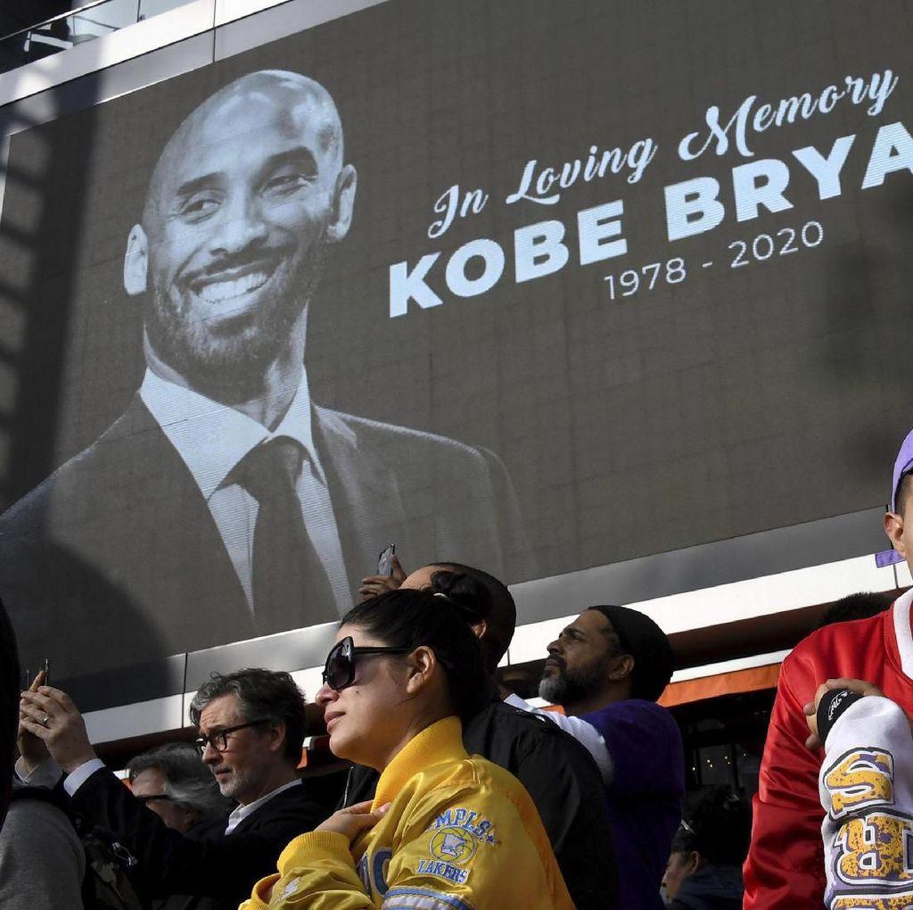 Dedengkot Apple Sampai Microsoft Berduka Kenang Kobe Bryant