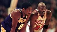 Kobe Bryant Meninggal, Michael Jordan Kehilangan Sosok Adik