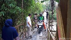 Cek Jembatan Lapuk di Medan, Waket DPRD Ihwan Minta Pemko Bangun Baru