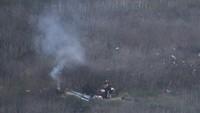 Saksi Mata: Helikopter Kobe Bryant Meledak, Keluarkan Bola Api