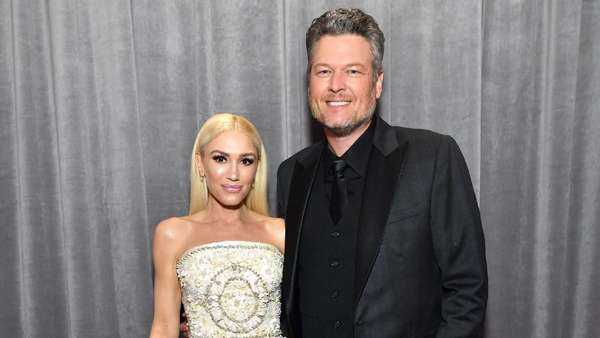 Mesranya Gwen Stefani dan Blake Shelton di Grammy Awards 2020