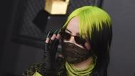 Billie Eilish Pakai Masker di Grammy Awards 2020, Takut Kena Virus Corona?