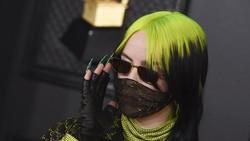 Billie Eilish Akan Cetak Sejarah di Ajang Fashion MET Gala 2021