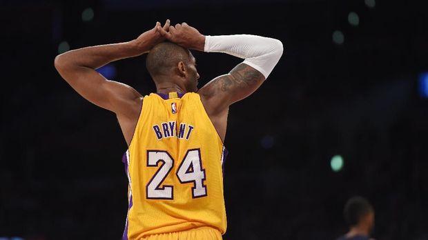Tiger Woods Kaget Tahu Kobe Bryant Meninggal dari Kedi