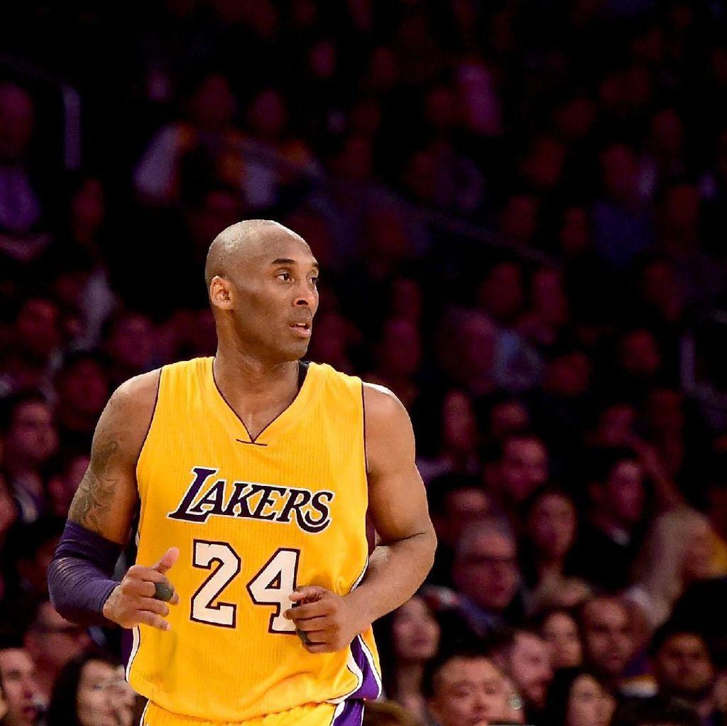 Duka Netizen Atas Tewasnya Kobe Bryant karena Kecelakaan