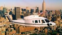 Ini Helikopter Nahas yang Dinaiki Kobe Bryant dan Putrinya