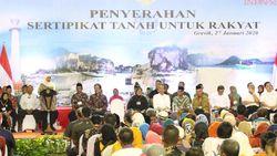 Gubernur Khofifah Targetkan 2024 Semua Tanah di Jatim Sudah Bersertifikat