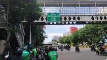 Wanita Disilet di JPO Olimo, TransJ Akan Optimalkan CCTV Halte