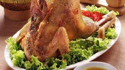Ayam Ingkung Mbah Geol yang Pernah Dicicipi Presiden Jokowi