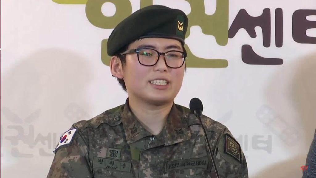 Ketahuan Operasi Ganti Kelamin, Tentara Wanita Korea Selatan Dipecat