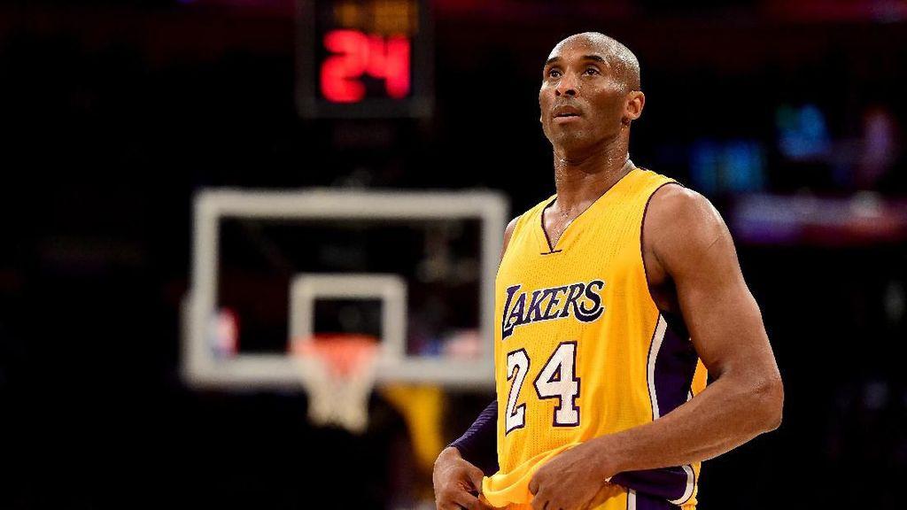 Kobe Bryant Bakal Jadi Sampul Gim NBA 2K21