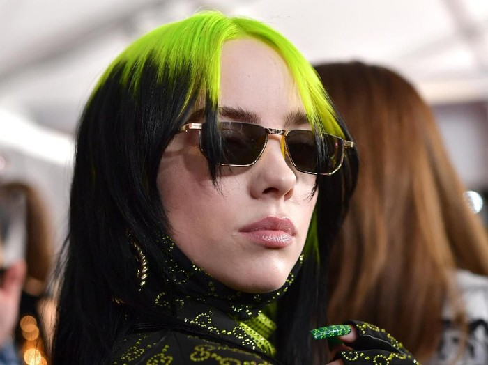 LOS ANGELES, CALIFORNIA - JANUARY 26: Billie Eilish attends the 62nd Annual GRAMMY Awards at STAPLES Center on January 26, 2020 in Los Angeles, California. (Photo by Emma McIntyre/Getty Images for The Recording Academy)