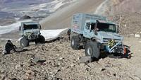 Unimog Ini Pecahkan Rekor Pijak Bumi Tertinggi