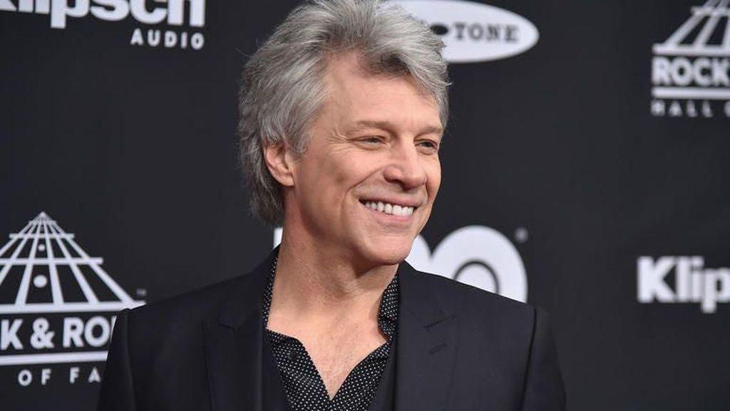 Bon Jovi Dukung Joe Biden di Pilpres Amerika Serikat
