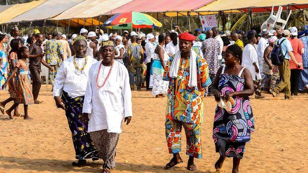 Kisah Negara di Afrika yang Masih Percaya Voodoo