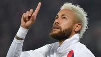 Neymar: PSG Kalah Karena Terlalu Lama Memarkirku