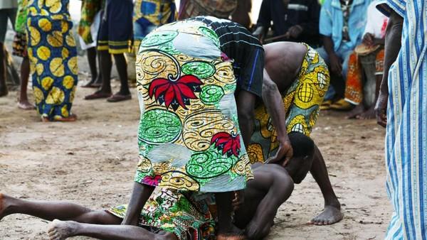 Setiap tahun di Benin digelar Festival Voodoo. Voodoo kini mulai bangkit dari kubur, setelah sempat dilarang selama bertahun-tahun. (iStock)