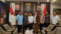 Jokowi Bakal Hadiri Puncak Hari Pers Nasional 2020 di Banjarmasin