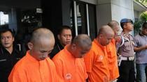 Beraksi Puluhan Kali, 4 Pelaku Ganjal ATM di Bekasi Ditangkap
